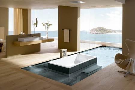 Plan your dream bathroom the bathtub diva bath - Sechoir salle de bain mural ...