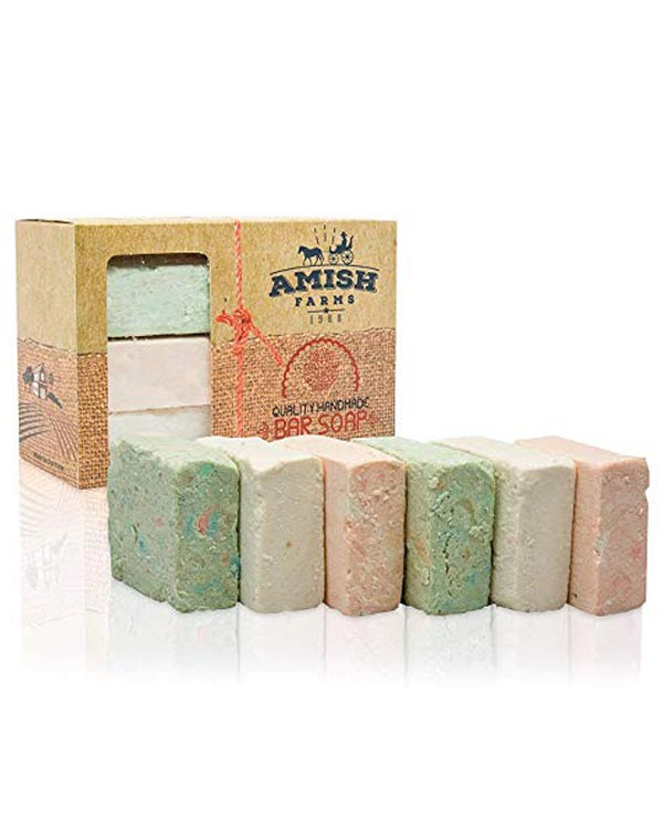 Amish Farms Handmade Soap Gift Box - The Bathtub Diva