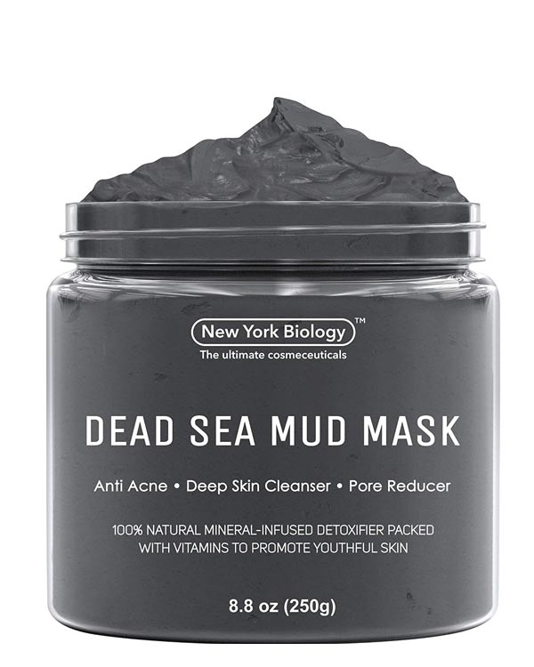 Dead Sea Mud Mask - The Bathtub Diva