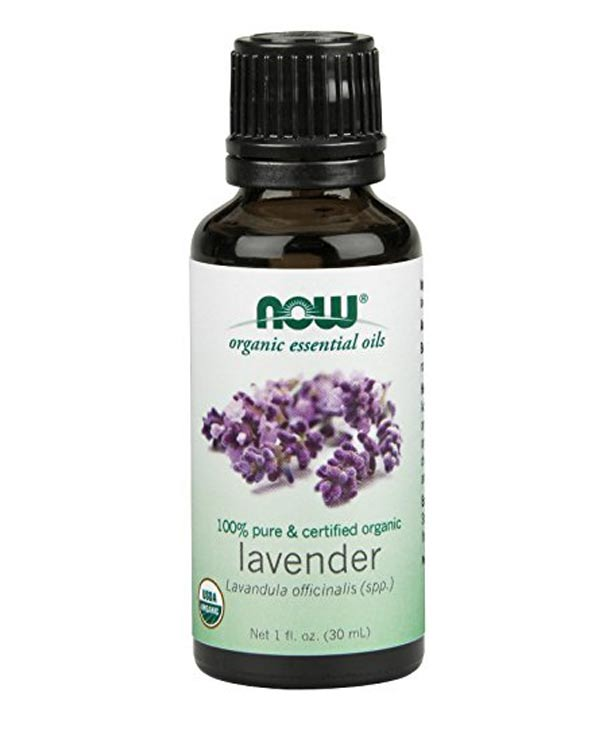 NOW Organic Lavender Oil - The Bathtub Diva