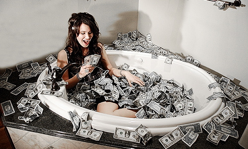 Tax Time Tubbin With A Milk Amp Honey Bath The Bathtub Diva