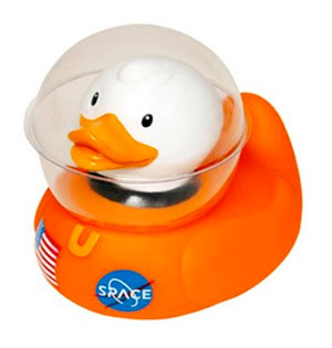 Space Duck from Soak Hastings