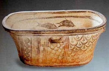 Crete Bath Tub 1