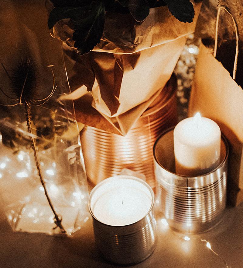 The Bathtub Diva - Candles & Music