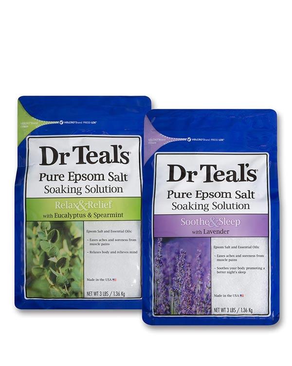 Dr Teal's Epsom Salt Eucalyptus and Lavender- The Bathtub Diva