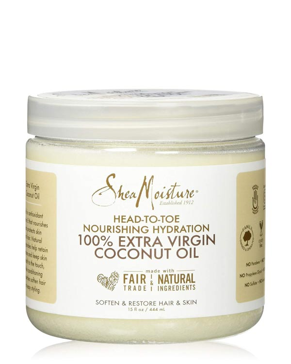 100% Extra Virgin Coconut Oil - The Bathtub Diva