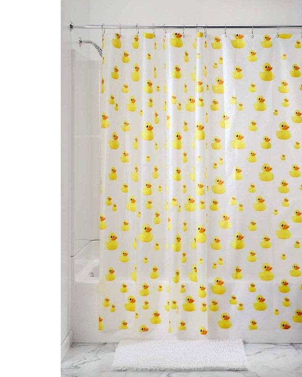 Little Yellow Duckies Shower Curtain - The Bathtub Diva