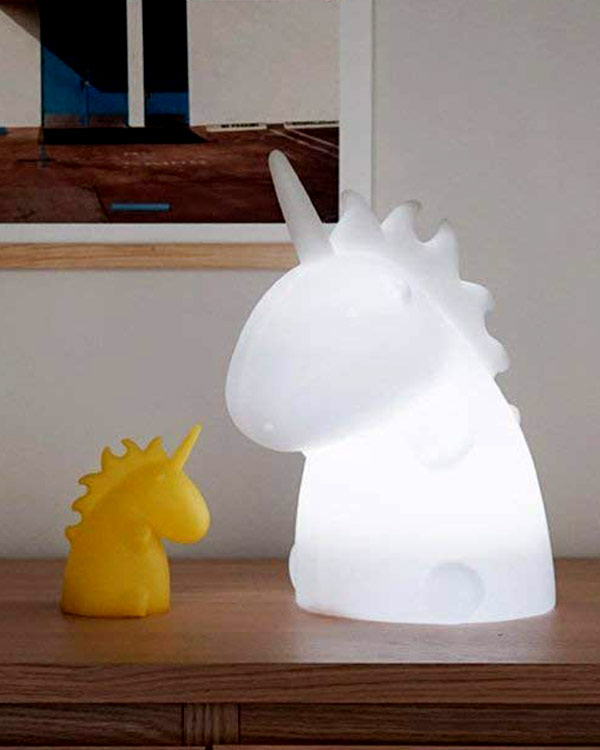 Unicorn Multicolor Lamp - The Bathtub Diva