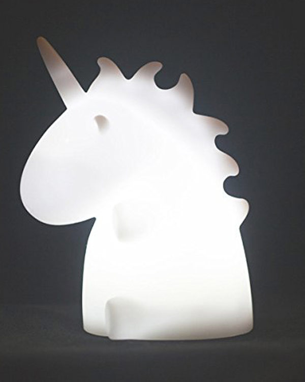 Unicorn Small Night Light - The Bathtub Diva