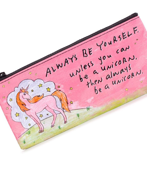 Unicorn Pencil Pouch - The Bathtub Diva