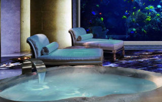Luxury crystal bathtub - The Bathtub Diva