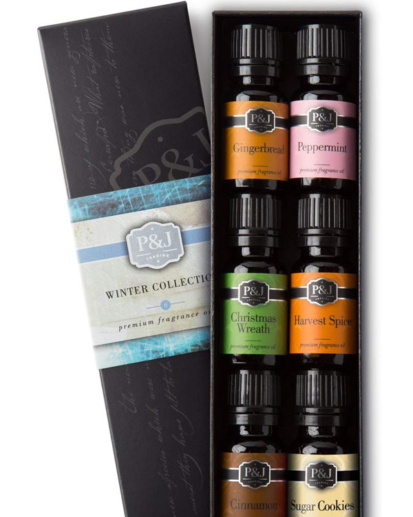 Gingerbread Fragrance Oils - The Bathtub Diva